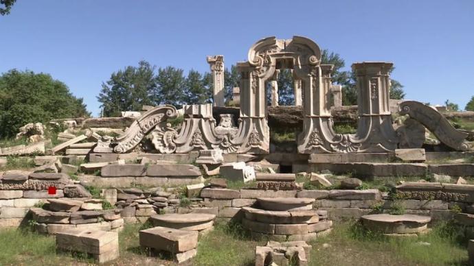 罹难160年,复建派与废墟派争论中的圆明园保护在小心探索