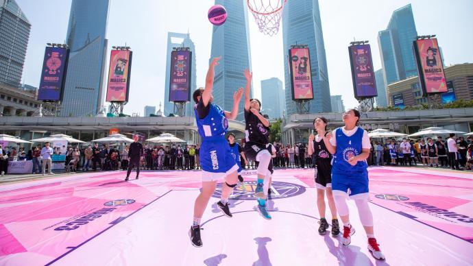 篮球能给青少年带来什么?这项三人赛事给出最真实的答案