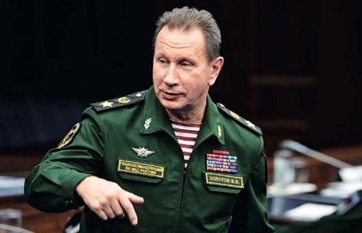 国民近卫军司令维克多·佐洛托夫