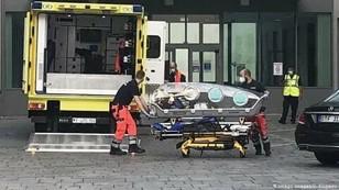 纳瓦利内被转运至柏林的医院