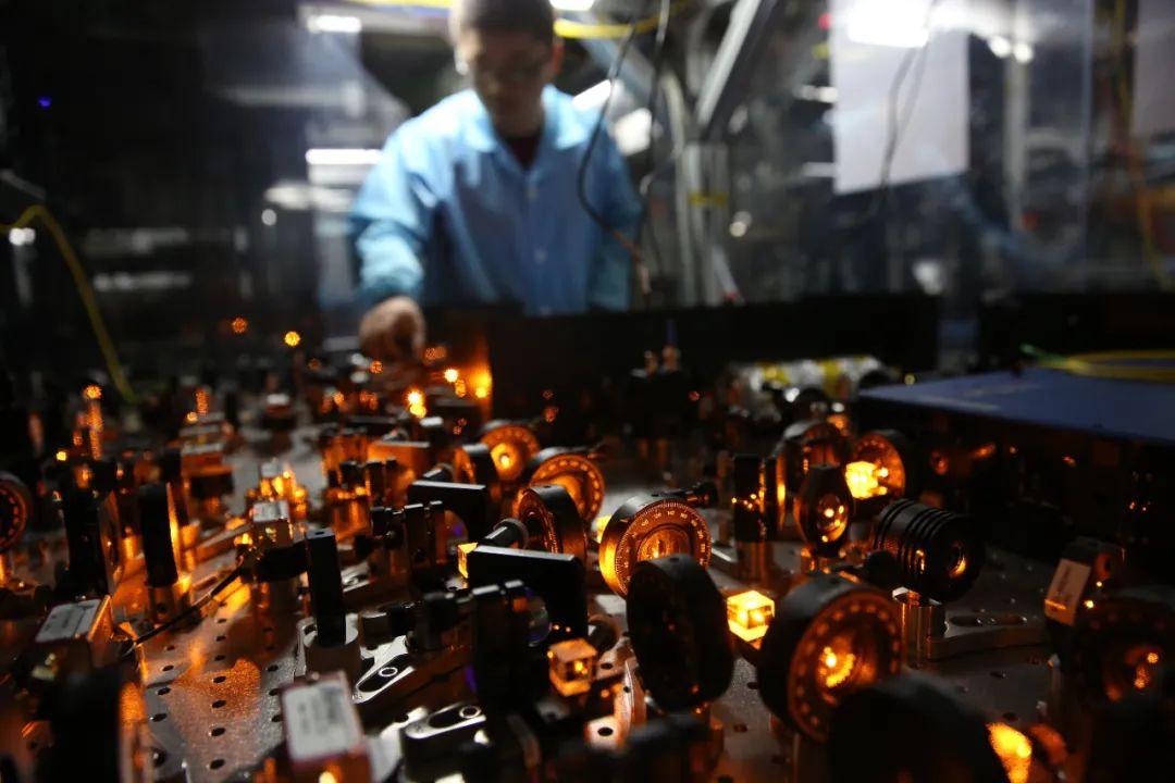 中科大上海研究院超冷极性分子实验室量子计算平台 | 资料图