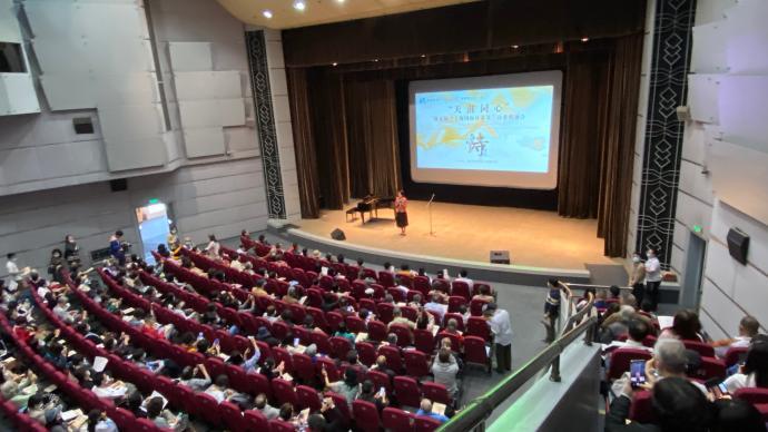 上海国际诗歌节:诗歌唤醒勇气抵达人性的崇高