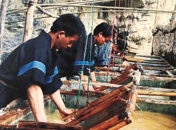 丹寨国家级非遗项目,古法造纸