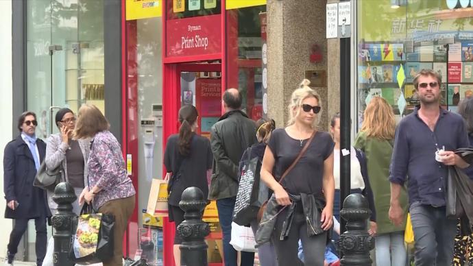 疫情反弹拖累经济,穆迪下调英国信用评级