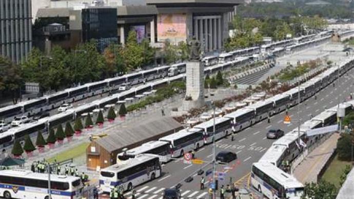 首尔疫事|集会还是平缓ballbet体育平台,韩国人如何选择?