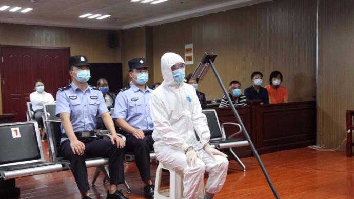 马鞍山市广电局原局长秦北城上月受审,一下属又于近日被捕