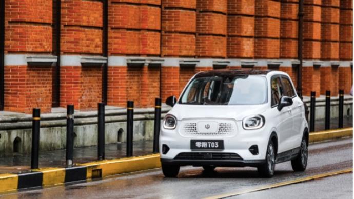 试驾|零跑T03:降低智能门槛的全能型小车