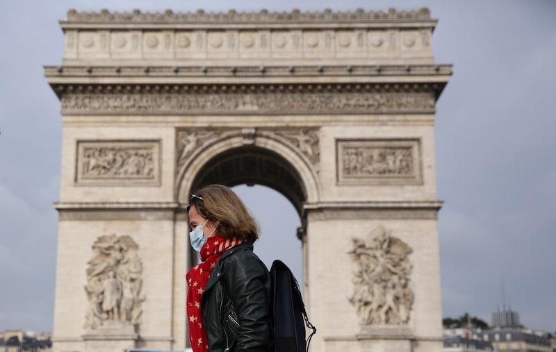 法国将在大巴黎地区等地实施宵禁