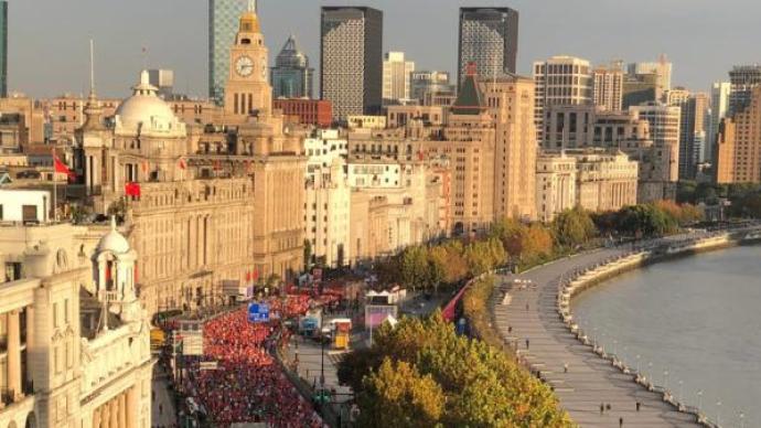 上海马拉松11月29日开赛:参赛规模九千人,增设线上跑