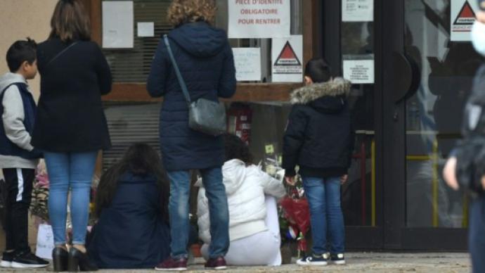 """巴黎""""斬首案""""背后的老問題:法國極端主義的生長土壤"""