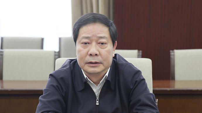 时隔半年,赣江新区党工委书记再次由这名省级领导兼任
