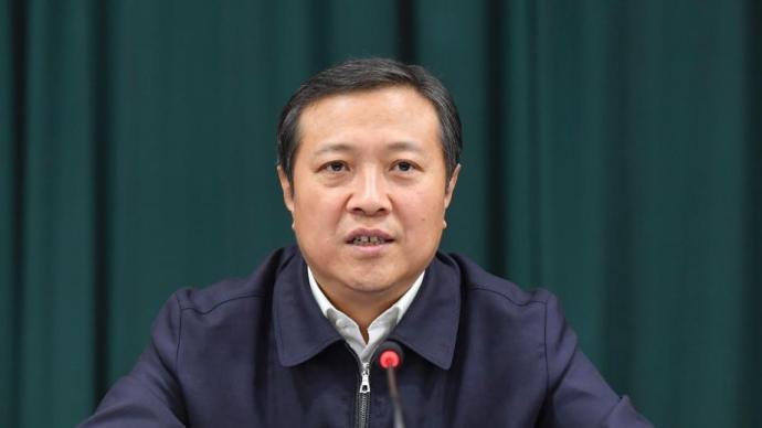 新任河北省委常委廉毅敏兼任省委组织部部长