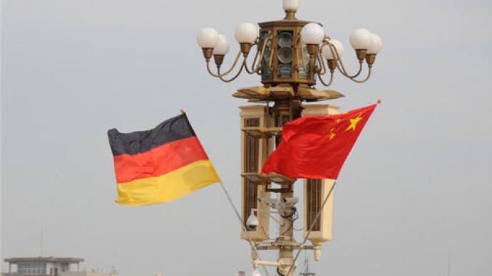 商务部:中国已连续四年成为德国最大贸易伙伴