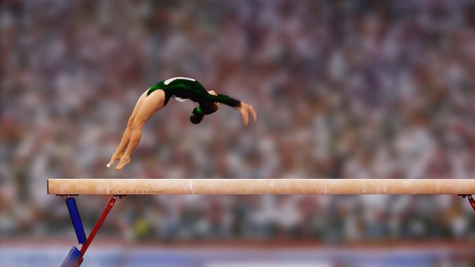 体操冠军赛:技术分靠前、体能不达标者可进决赛,但不计名次
