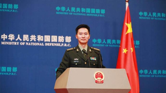 国防部回应美售台武器:若美方执意妄为,中方必将坚决回击