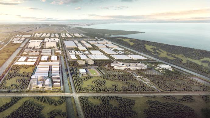 临港新片区大飞机园来了!22个项目入驻,总投资超200亿