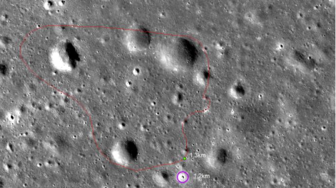 嫦娥四號完成第23月晝工作,嫦娥一號發射13周年