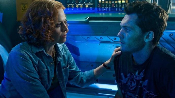 西格妮·韋弗為《阿凡達2》挑戰長時間水下閉氣