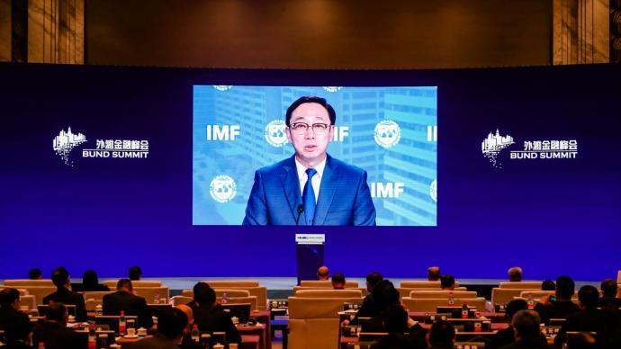 IMF副总裁:中国经济的复苏将为亚太经济增长提供强大动力