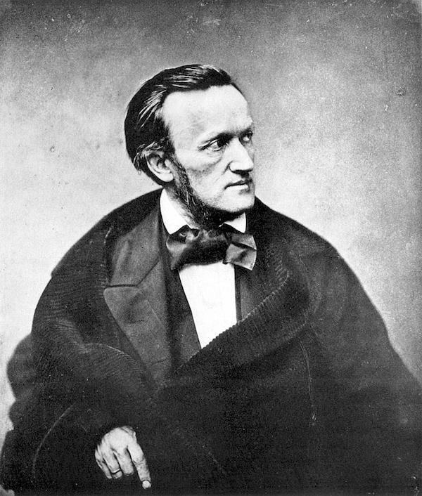 1861年瓦格纳在巴黎
