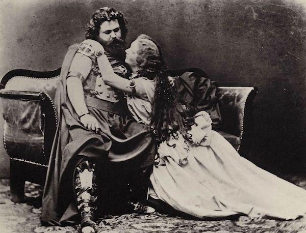 1865年6月10日慕尼黑首演《特里斯坦与伊索尔德》