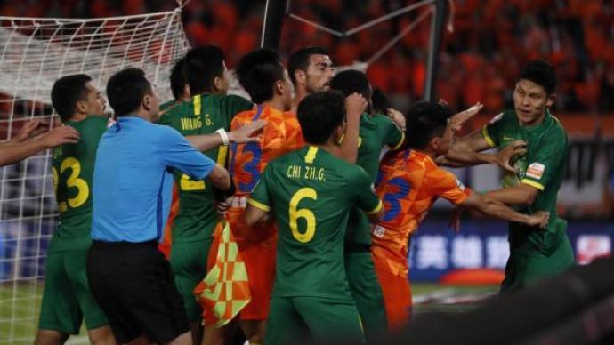 中國足協:將對賽后過激行為進行處罰,裁判要保證判罰公平