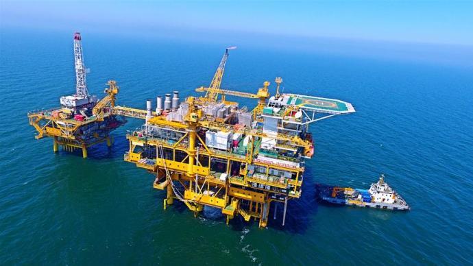 中海油计划提升天然气产量,2035年油、气产量各占50%