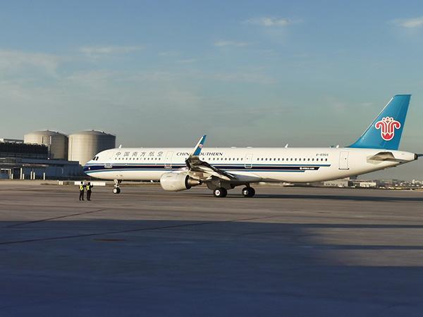 新航季,南航集团计划日均航班量超过2500班次。南航图