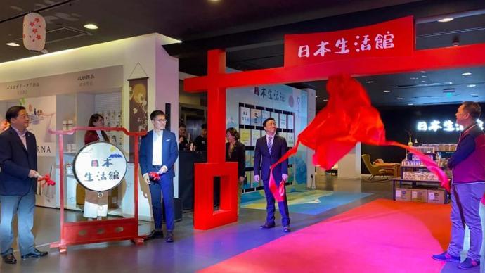 承接进博会溢出效应,上海虹口开设首个常态化国别馆