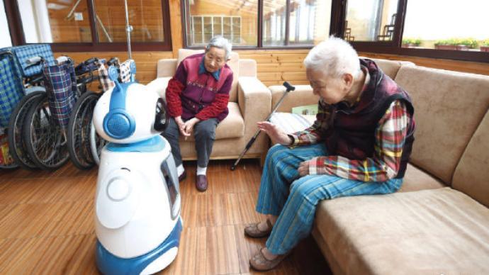 科技日报:智能时代,老年人不该被忽视