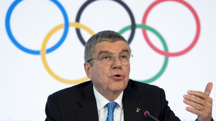 巴赫撰文:奧運會不是政治和金錢的游戲,抵制奧運毫無意義
