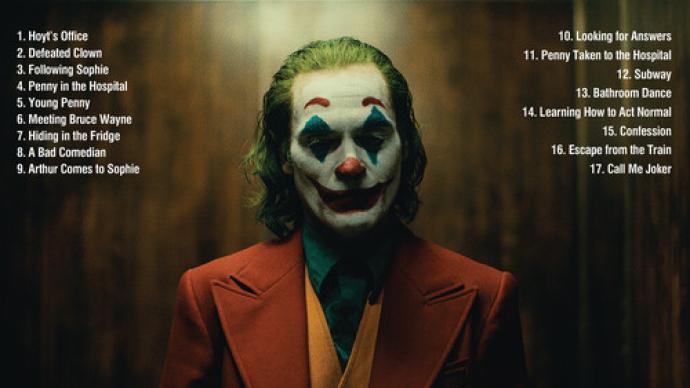 《小丑》與《繼承之戰》問鼎世界原聲音樂大獎