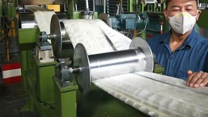 中国首批自研超高收缩腈纶纤维!大庆石化腈纶厂填补技术空白