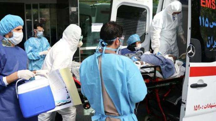 伊朗卫生部:每五分钟就有一人死于新冠,医院不堪重负
