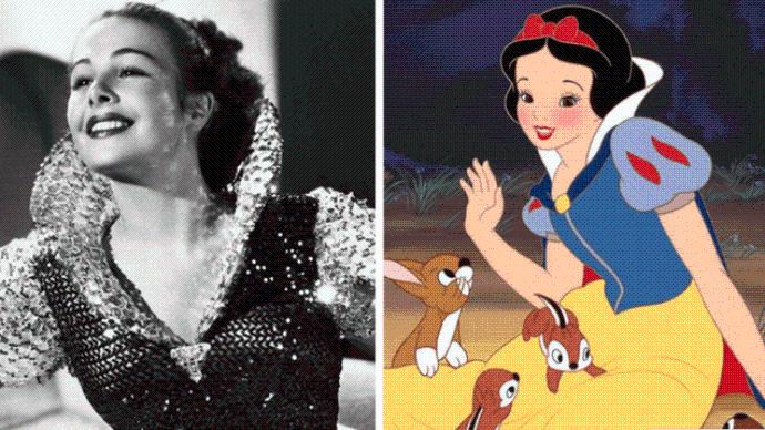 """迪士尼動畫""""白雪公主""""原型去世,100歲還在跳舞"""