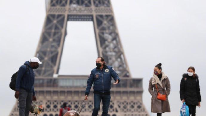 全球疫情日报|法国新增超5万,西班牙再次进入国家紧急状态