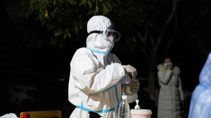 新疆衛健委:新增無癥狀感染者26例,均在喀什地區疏附縣