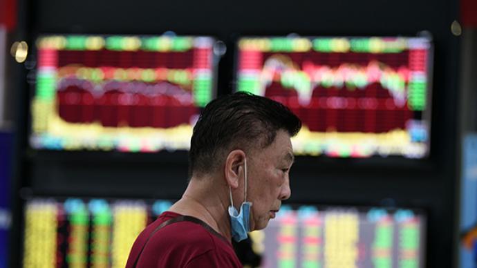 震荡收涨:成交萎缩,创指涨逾1%,北向资金连续八日净流出