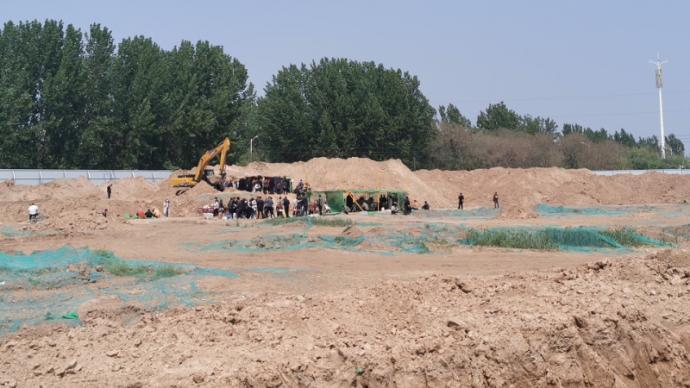 河南原阳4名儿童被埋事件进展:4人被移送审查起诉