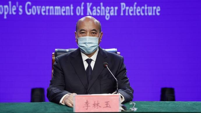 喀什此次疫情报告的感染者大都无临床症状,或因处于感染早期