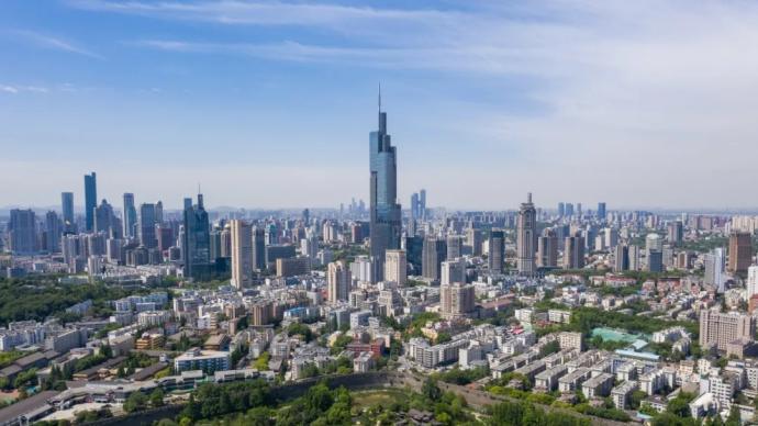 """南京创新名城建设三年记:经济总量迈上新台阶,""""含新量""""高"""