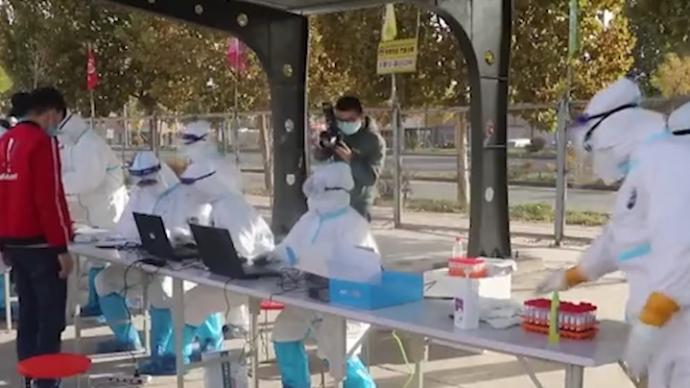 新疆新增22例,均为无症状感染者转确诊