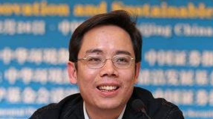吴舜泽任浙江衢州市委副书记,此前为生态环境部政研中心主任