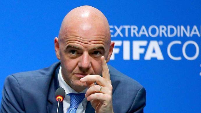 """从球员到FIFA主席都确诊,欧洲防疫不可能""""抄中超作业"""""""
