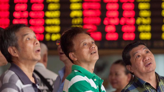 中国股票市场9月新增154.13万投资者