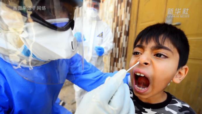美国近80万儿童感染新冠,占病例总数11%