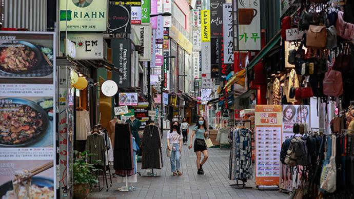 韩国政府将重启旅游住宿餐饮消费券发放,防疫组长:令人担忧