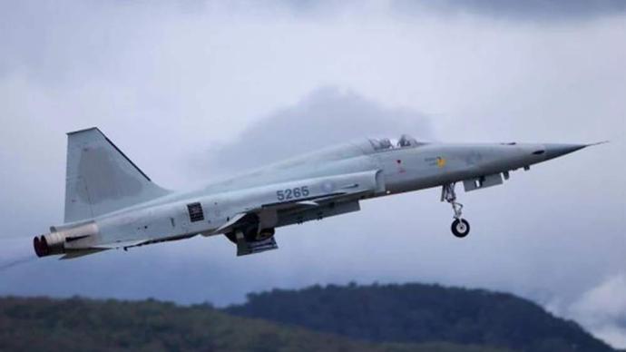 台空军F-5E战机坠海,近20年同系列机型发生8起意外