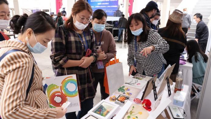 高科技如何进入社区文化中心?上海文采会探索公共服务新玩法