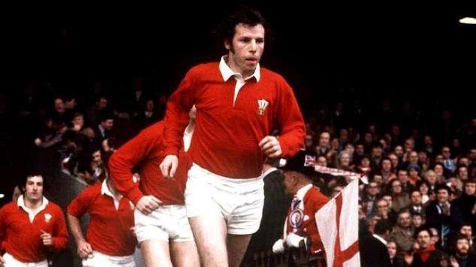 英国橄榄球传奇球星JJ威廉姆斯去世,终年72岁